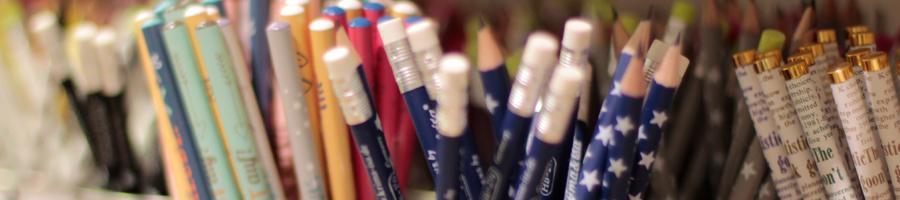 Slider Bleistifte