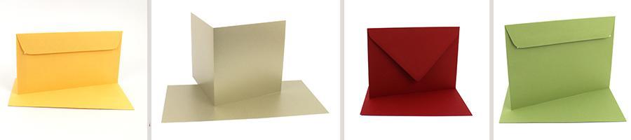 Artoz Couverts: 32 Farben und 5 Formate
