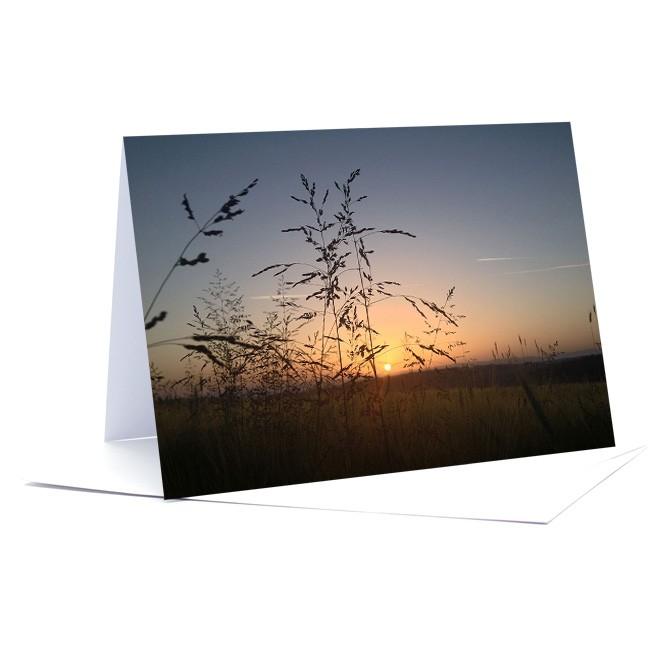 Foto-Faltkarte A5