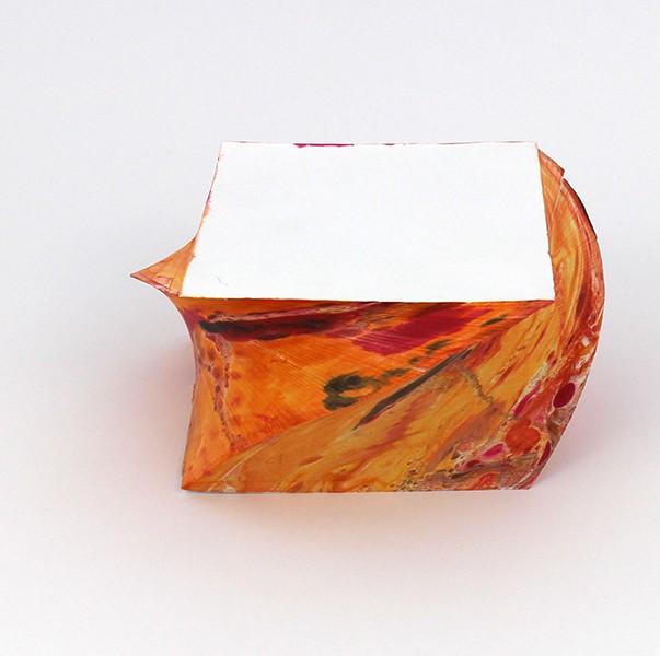 Notizblock_marmoriert_gedreht_Orange-rot
