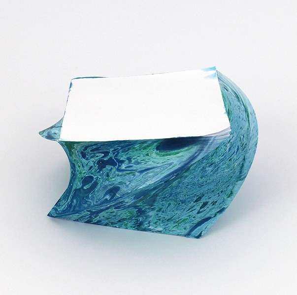 Notizblock_marmoriert_gedreht_Blautöne
