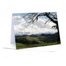Hohgant und Berneralpen  Foto-Faltkarte A7