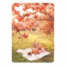 Picknick unter dem Kirschblütenbaum