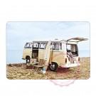 VW Bus Camping