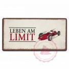 Leben am Limit - Magnet 10x5