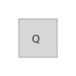 Fotokarte quadratisch